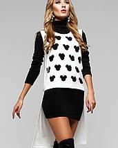 Женская туника-блузка (Микки jd), фото 3