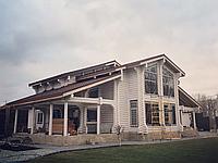Реставрация сруба, деревянного дома, бани