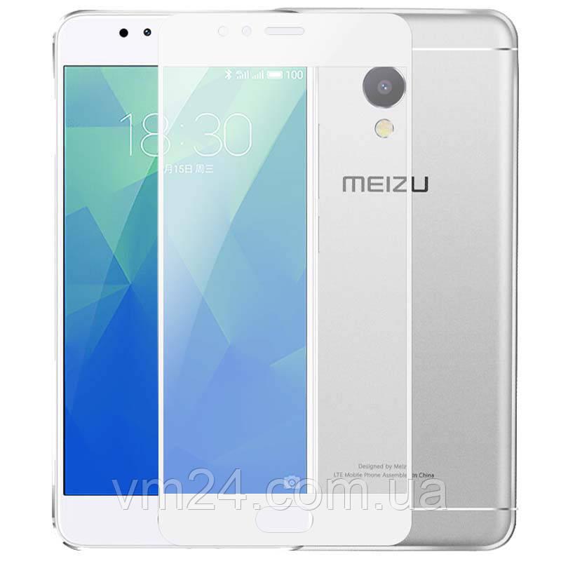 Защитное стекло для Meizu M6 0,30 mm 3D стекло на весь экран