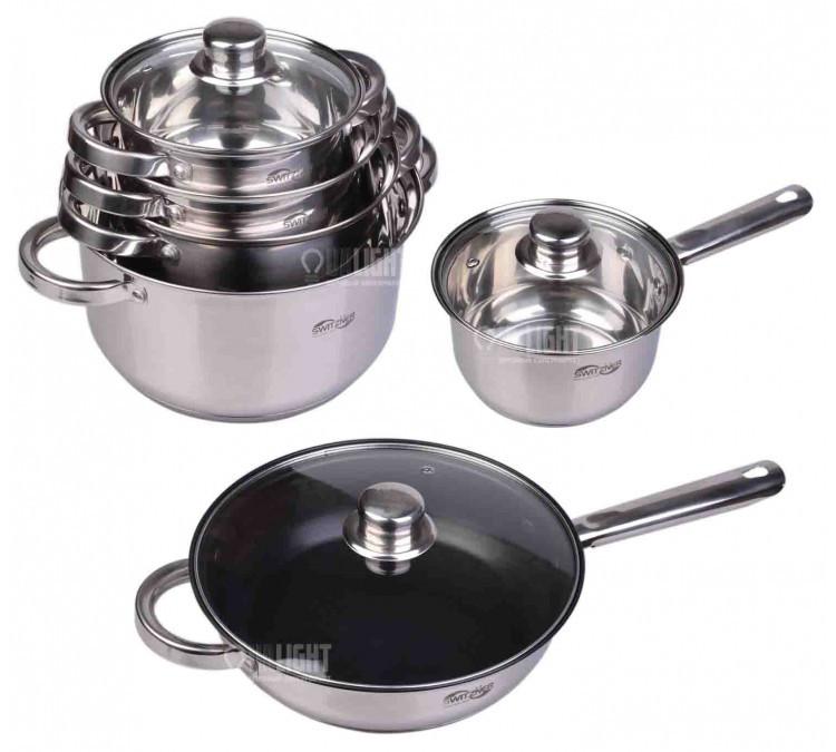 Набор кухонной посуды SWITZNER SW 9992 12 предметов