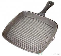Сковородка грильевая 230х230