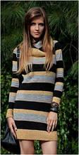 Платье женское Mikos 2014 - 2015 вязаное теплое 0563