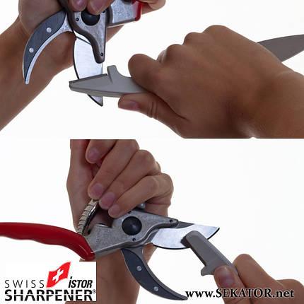 Точильний інструмент Istor Duplex Swiss Sharpener (Швейцарія), фото 2