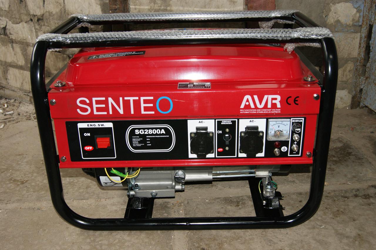 Бензиновый Генератор SENTE SG2800A