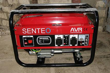 Бензиновый Генератор SENTE SG2800A, фото 2
