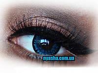 Голубые линзы для зрения DOLLY, фото 1