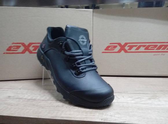 Мужские кроссовки из натуральной кожи ТМ EXTREM., фото 2
