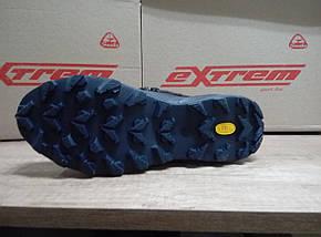 Мужские кроссовки из натуральной кожи ТМ EXTREM., фото 3