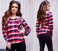 Рубашка (42, 44, 46, 48) —байка на флисе купить оптом и в Розницу в одессе 7км