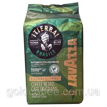 Зернова кава Lavazza Tierra Brazil, 1 кг