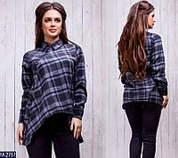 Рубашка (42, 44, 46, 48) — байка с шерстью купить оптом и в Розницу в одессе 7км