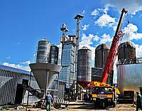 Переработка и сушка зерновых