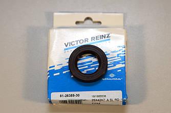 Сальник распредвала на Renault Trafic 2001-> 1.9dCi — Victor Reinz (Германия) - 81-26389-30