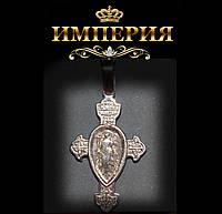 Крест мужской и женский серебряный 4 г