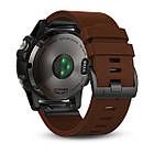 Garmin D2 Charlie Titanium Bezel with Leather and Silicone Bands, фото 5
