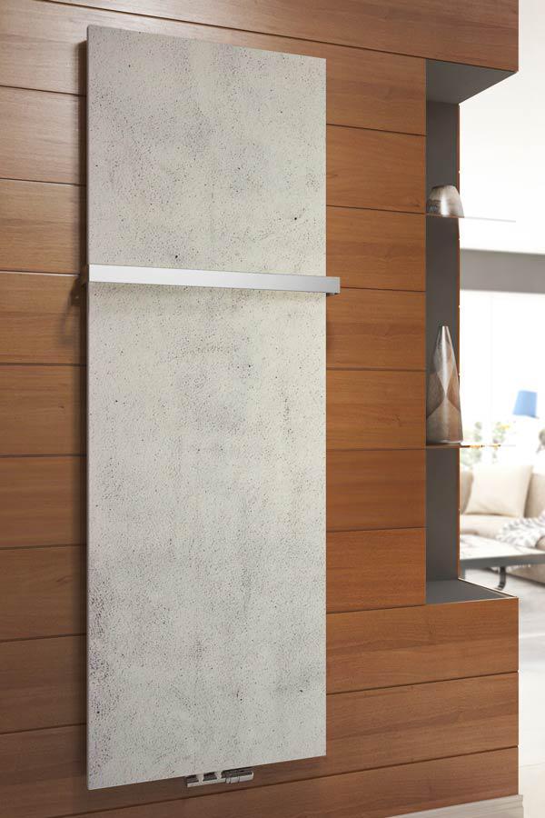 TERMA Дизайн радіатор Slim Case 1585*520 Beton