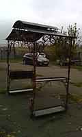 МАНГАЛ-навес., фото 1