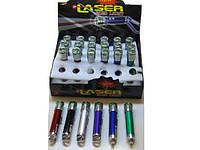 Лазер  и Led фонарь 1844 (2 в 1)
