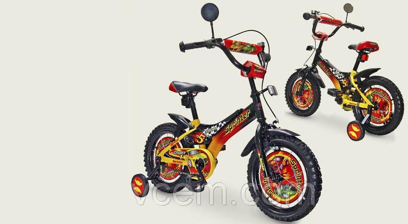 """Двухколесный велосипед 16 дюймов 141604-J """"Sprinter"""""""