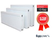 Emtas стальной панельный радиатор тип 22 300х1000
