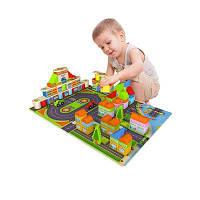 Cask Building Blocks Set для детей Раннее образование Разноцветный