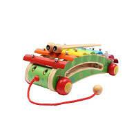 Музыкальное движение Caterpillar Разноцветный