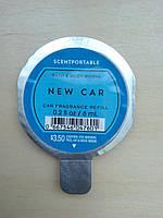 """Ароматизатор в машину Bath & Body Works  """"NEW CAR"""""""