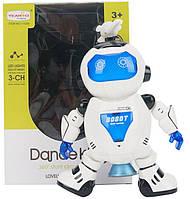 Робот со световыми и звуковыми эффектами