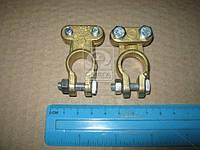 Клемма ремонтная грузовая универ. (латунь) (производство Альфа Сим) (арт. 11632), AAHZX