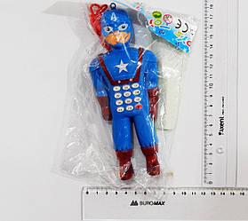Музыкальный телефон Капитан Америка