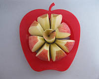 Нож для нарезки яблок на дольки