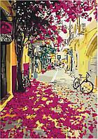 Картина по номерам ТМ Идейка Яркая Греция
