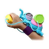 Слон Брызги воды Детские игрушки Водяной пистолет WJ116 Синий
