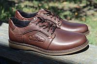 Мужские туфли Kristan, натуральная кожа, премиум качество