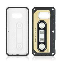 Ультратонкий мобильный телефон с защитой от перегрузки для мобильных телефонов Ностальгия для Samsung Galaxy S8 Plus Золотой