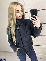 Куртка (42, 44, 46) — синтепон 200 купить оптом и в розницу в о