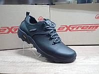Новинка! стильные мужские кроссовки из натуральной кожи ТМ EXTREM.