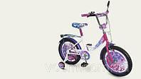 Детский двухколесный велосипед 18 дюймов 151811