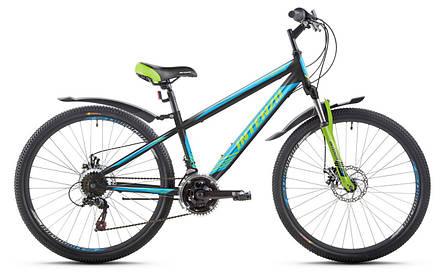Велосипед 26 Intenzo Master disk 13