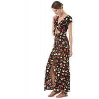 Платье для пляжного платья L