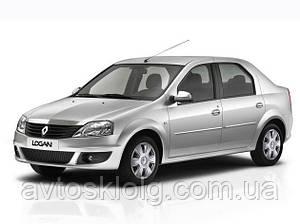 Стекло лобовое, заднее, боковые для Dacia/Renault Logan/MCV (Седан, Минивен) (2004-2012)