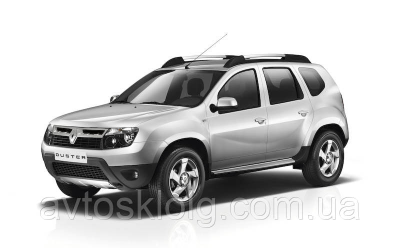 Стекло лобовое, заднее, боковые для Dacia/Renault Sandero/Duster (Хетчбек, Внедорожник) (2007-)
