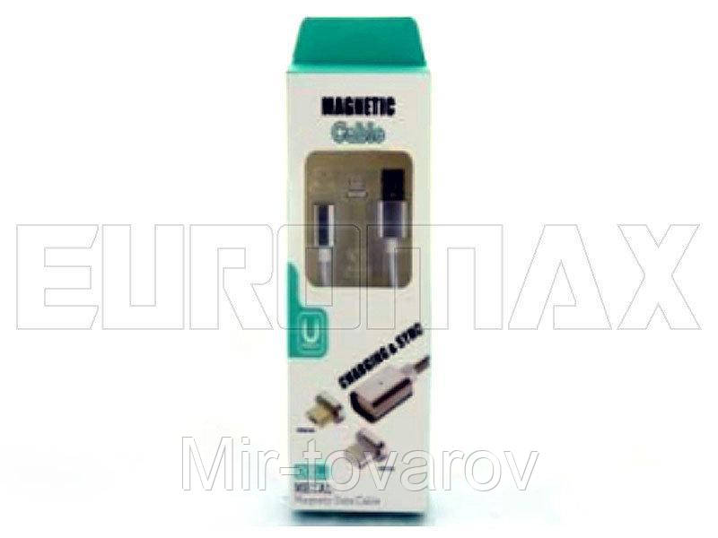 Кабель USB - micro USB магнитный ART-041-TPE-V8