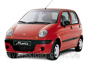 Стекло лобовое, заднее, боковые для Daewoo Matiz (Хетчбек) (1998-)