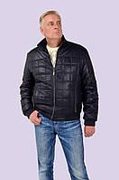 Демисезонная мужская куртка ветровка. Модель 018. Размеры 48-60