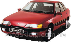 Скло лобове, заднє, бокові для Daewoo Espero (Седан) (1990-1998)