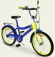 Детский 2-х колесный велосипед 20 дюймов 172034