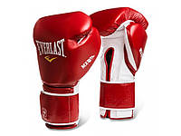 Боксерские перчатки 14 OZ EVERLAST MX Hook & Loop Training Gloves