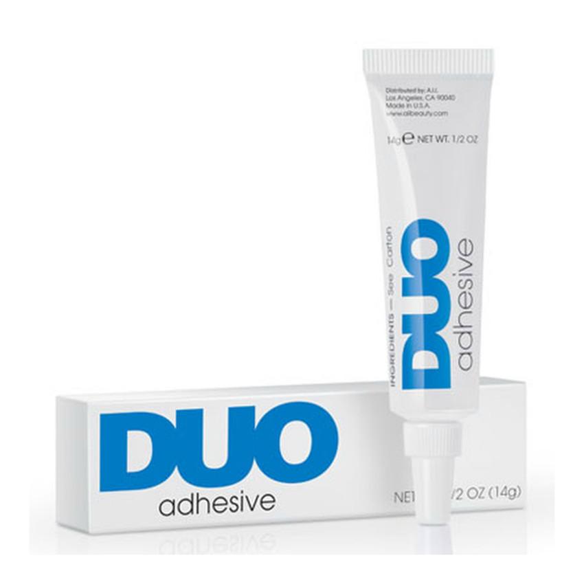 Клей для накладных ресниц DUO Adhesive Eyelash прозрачный 14 г