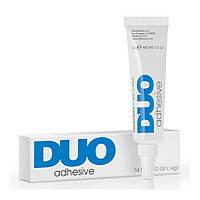 Клей для накладных ресниц DUO Adhesive Eyelash прозрачный 14 г, фото 1
